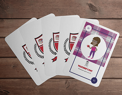 Illustrated Card Game