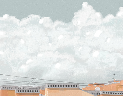 OUT OF THE WINDOW 2020 illustration