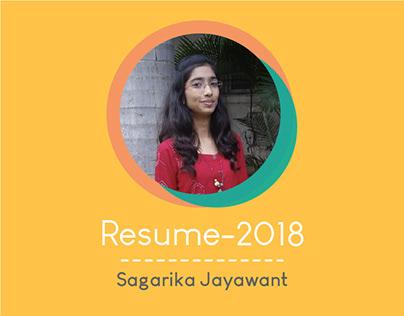 Resume- 2018