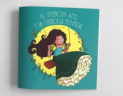 El príncipe azul y la princesa Miranda