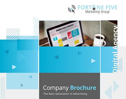 Fortune Five - Company Brochure Design
