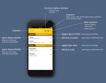 EASYMEETING App mobile