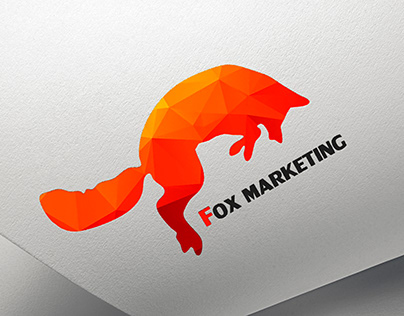Marketing agency logo
