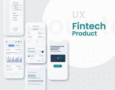 Fintech Product