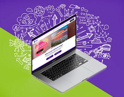 Website Revamp: Telecom Service Provider