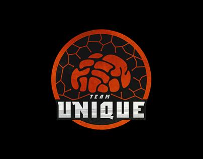 #1 Logotype for esports team Dota 2