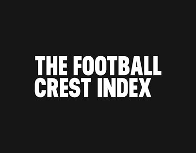 The Football Crest Index – E-Commerce