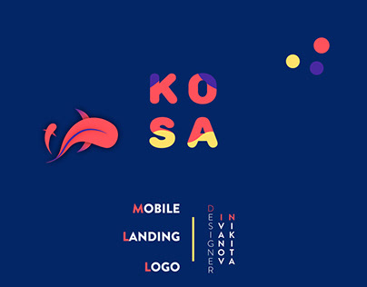 Website & Logo Design for Recreation Center 'KOSA'
