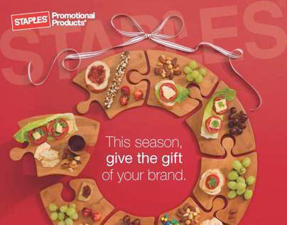 Staples Promotional Products: Holiday Catalog