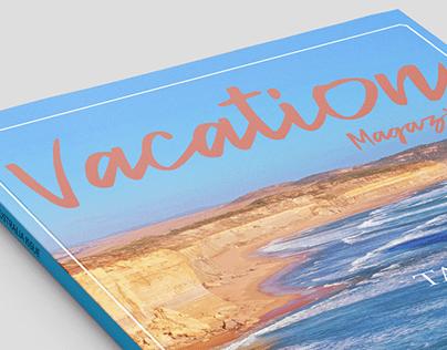 Vacation Magazine Design