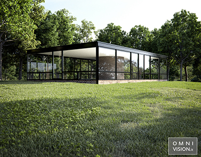 Glass House.