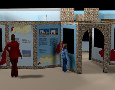 """Stand - """"Património Cultural do Algarve"""""""
