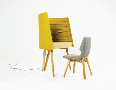 SecretArea 2017 furniture design