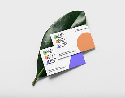Visual Identity - Biblioteca Scuola Politecnica
