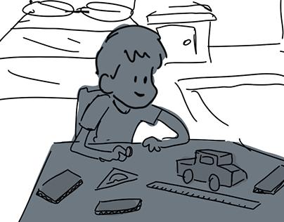 Storyboard COIPSA