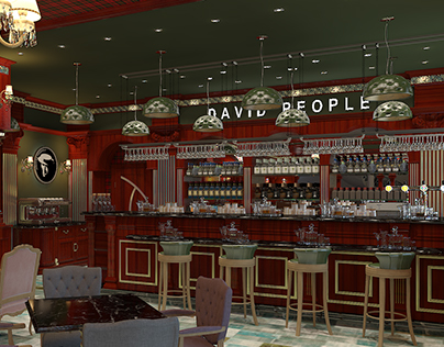 David People Cafe