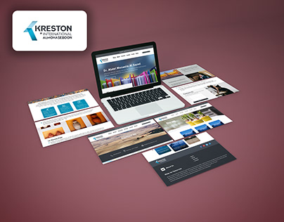 KRESTON Website
