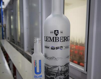 Lemberg&Ungvar bottles