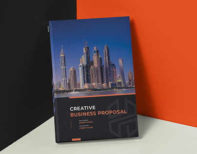 PROPOSAL | Creative Proposal Design Template Download