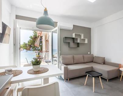 Apartment renovation | Moudania - Chalkidiki
