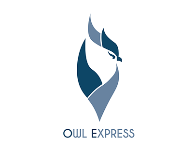 Company Logo - Owl Express