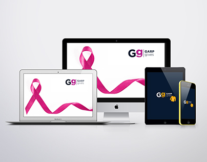 GARP Gives Logo and Branding