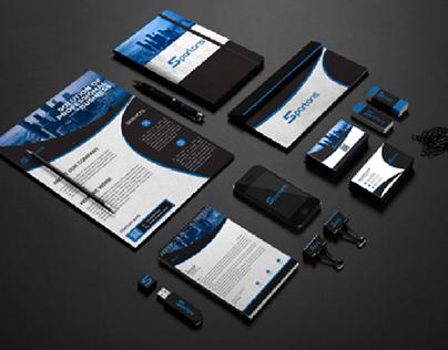Corporate Branding project sample
