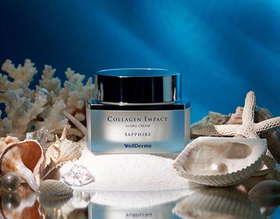 WellDerma Collagen Impact Hydro Cream