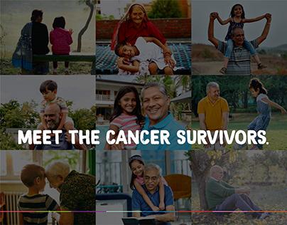 Meet the Cancer Survivors