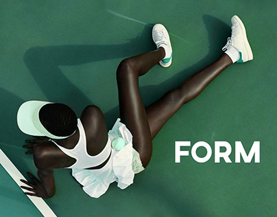 Form - Vitamin Infusions. Branding Concept