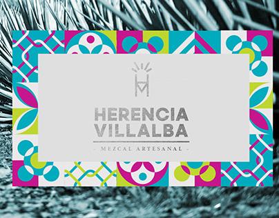 Mezcal Herencia Villalba