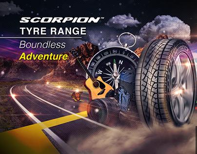 Pirelli - Boundless Tyres