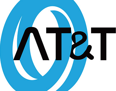 redesign at&t logo