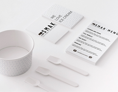 Branding - SMAK ice cream sandwiches