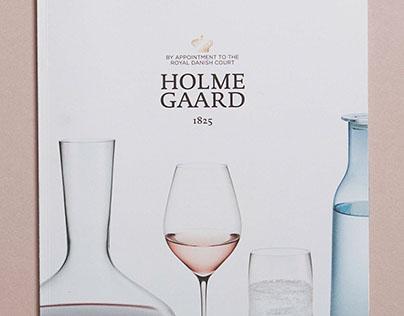 Holmegaard A/W Catalogue