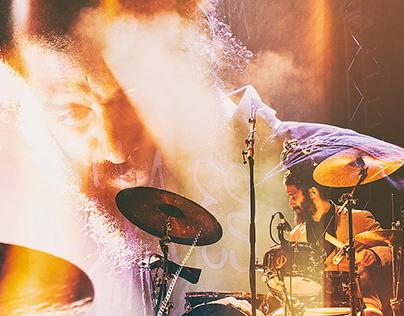 Retratos Musicais   Live Photography