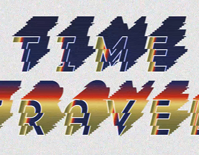 Time Travel; Animated Map