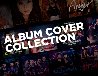 Music Album Cover Collection