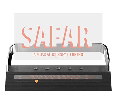 SAFAR: A Radio for modern generation