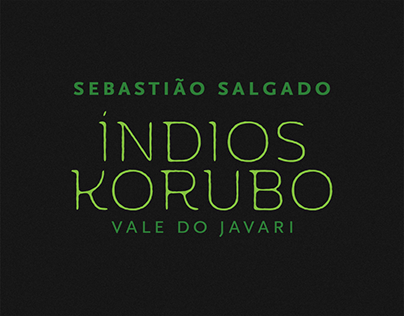 Índios Korubo - Vale do Javari