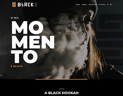 Website Black Hookah