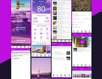 Explore Cali App Exercise