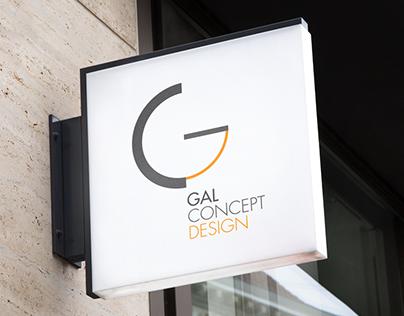 Identidade Visual /// Gal Concept Design