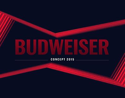 Budweiser concept 2015