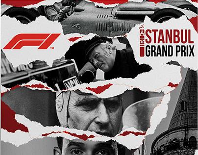 Formula 1 Poster Design