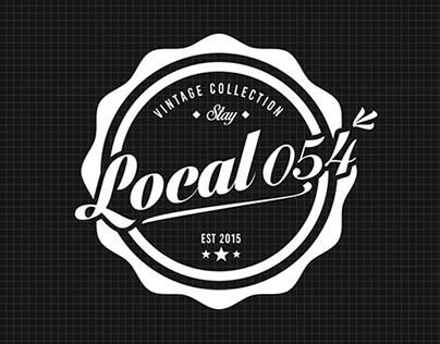 Local054 Logo Design (2016)
