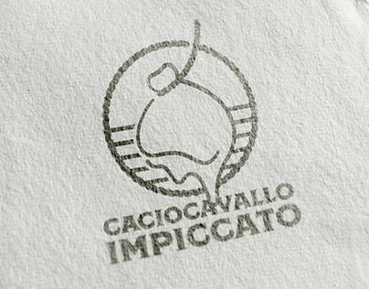 Caciocavallo Impiccato - Logo, branding & packaging
