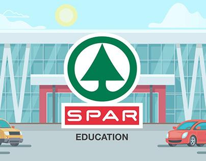 SPAR Education Center Explain