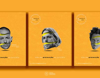 Poster | Setembro Amarelo