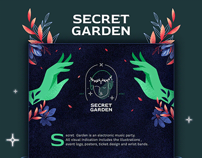 Secret Garden Event